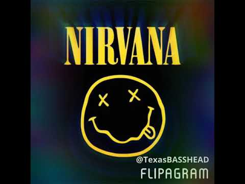 Nirvana ~ Lithium (Bass Boosted)