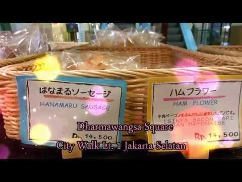 Pan-Ya Roti khas Jepang Dharmawangsa Square City Walk Lt.1 Jakarta Selatan