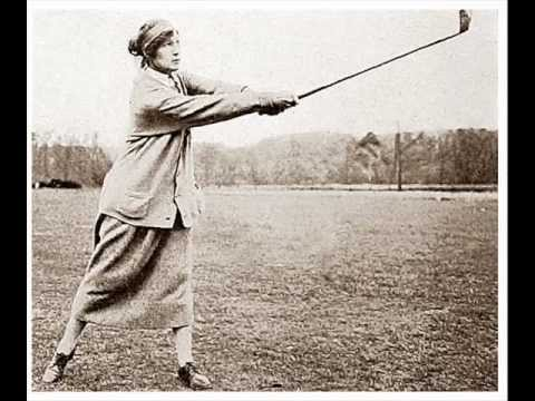 Forgotten Great Swings : Cecil Leitch