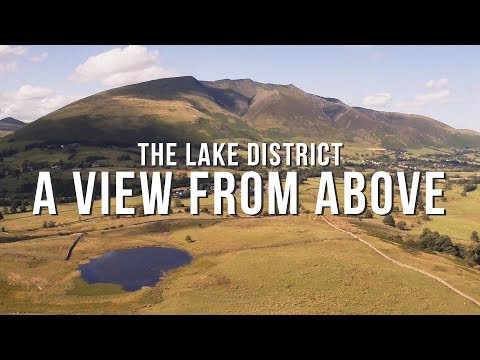 The Lake District From Above | Aerial Film | DJI Phantom 2 Quadcopter