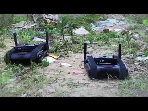DOGO™ : Tactical Combat Robot by General Robotics Ltd. - Full Clip