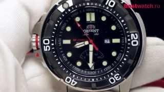 Обзор мужских часов Orient M Force SEL/где купить часы механические мужские  ориент / купить часы(, 2015-02-01T08:21:32.000Z)