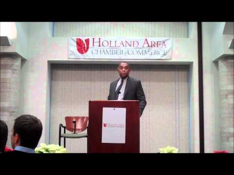 Early Bird Breakfast - December 2011 - Energy and the Global Economy - Part 2 of 3