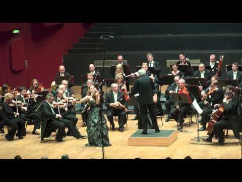 Solenne Païdassi - Saint-Saens 3d Violin Concerto, 2nd mvt