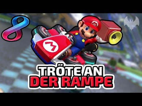 Tröte an der Rampe - ♠ Mario Kart 8 Deluxe ♠ - Nintendo Switch - Dhalucard