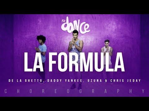 La Formula - De La Ghetto, Daddy Yankee,...