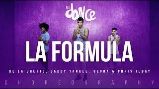 Скачать La Formula De La Ghetto Daddy Yankee Ozuna FitDance Life Coreografía Dance Video