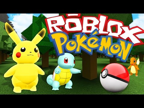 ROBLOX - WHO'S THE BEST STARTER POKEMON? - Pokemon Brick Bronze #1