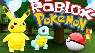 ROBLOX - WHO'S THE BEST STARTER POKEMON? - Pokemon Brick Bronze #1
