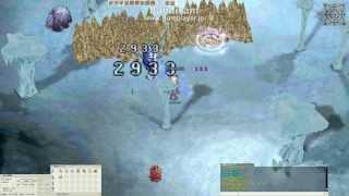 ラグナロクオンライン ウォーロック 氷D2F アーストレイン狩り