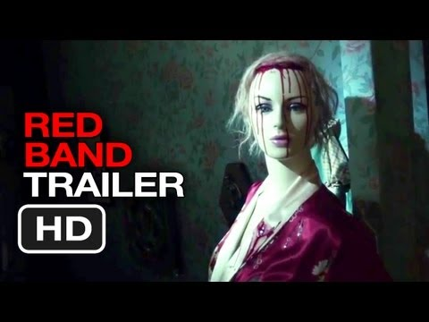 Maniac Red Band International  2012  Elijah Wood, America Olivo Movie HD