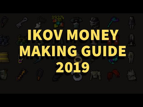 IKOV : Money Making Guide 150M - 300M /H : IM BACK