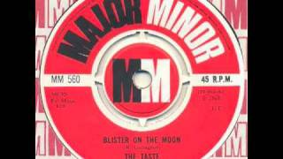 Taste - Blister on the moon (psych)