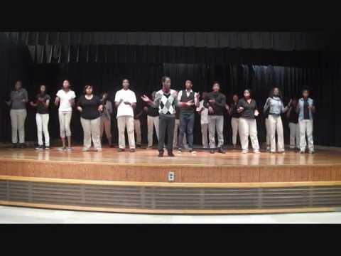 The DHS Gospel Choir ft. Demontre Washington - Faithful Over a Few things
