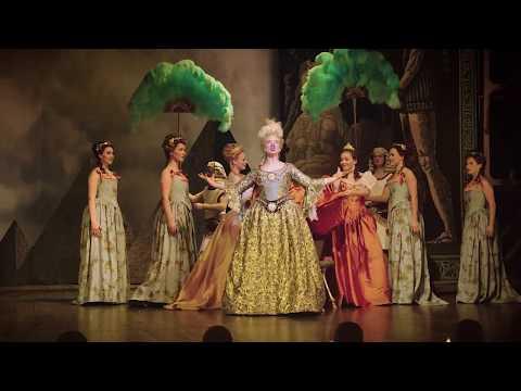 VBW International Trailer: SCHIKANEDER – The turbulent love story behind The Magic Flute