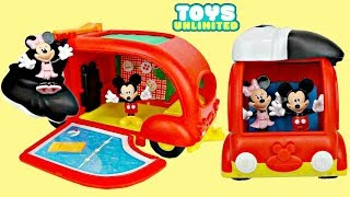 Disney Jr. Mickey Mouse Clubhouse Friends CRUISIN