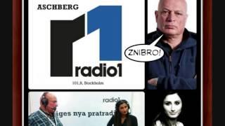 Aschberg | Radio1 - Birgitta på fyllan med Johan Rabeus