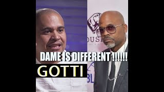 IRV GOTTI BREAKS DOWN HIM & DAME DASH FALLING OUT OVER IRV'S BET SERIES TALES