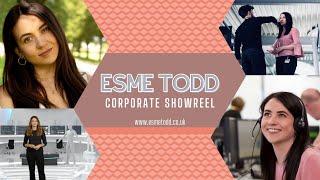 Esme Todd - Corporate Presenting Showreel 2021