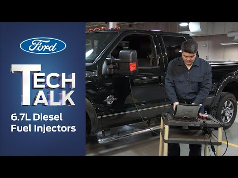 How to Replace and Program a Ford 6 7L Power Stroke® Diesel Fuel