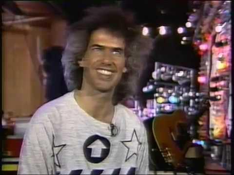Pat Metheny USA Today TV Profile   1989