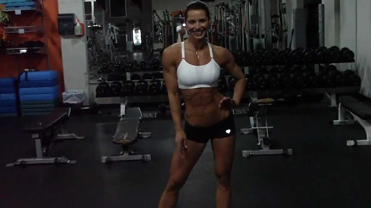 Crossfit Wallpaper Girls Hottest Woman Alive Jelena Abbou Youtube