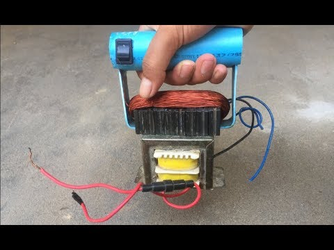 The useful device that should be in your home / Super electric magnet 2017