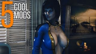 5 Cool Mods - Episode 50 - Fallout 4 Mods (PC/Xbox One)