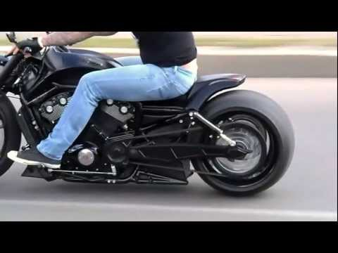 harley davidson night rod custom 39 the first 39 youtube. Black Bedroom Furniture Sets. Home Design Ideas