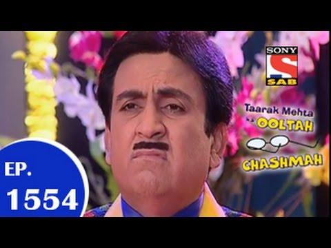 Taarak Mehta Ka Ooltah Chashmah - तारक मेहता - Episode 1554 - 2nd December 2014