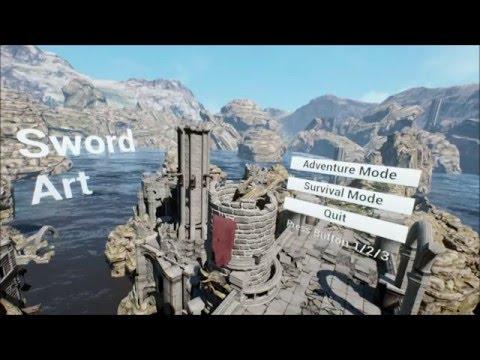Sword Art Omni Demo Trailer