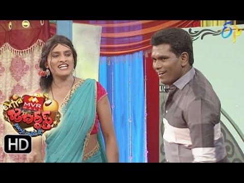 Chammak Chandra Performance | Extra Jabardasth | 10th November 2017 | ETV Telugu