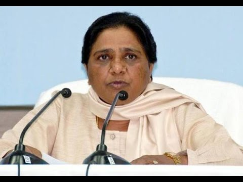 BSP supremo Mayawati asks PM to refect on his govt's record before counselling Pakistan