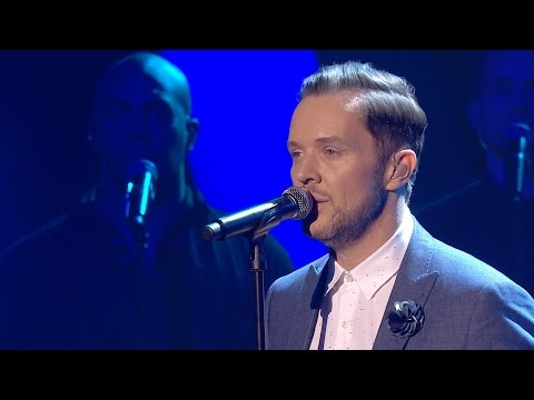 Matthew James performs 'A Better Man' - Eurovision 2016: You Decide - BBC Four