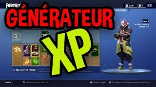 FORTNITE XP GENERATOR!! BE LIVE 100 FAST With strike PACK