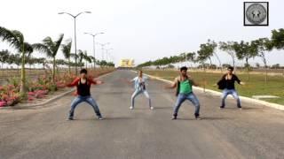 KICK jumme ki raat(Lyrical Bollywood Dance Routine) by Ronalds Planet D