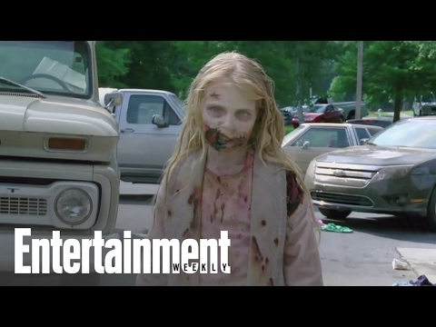 The Walking Dead: Andrew Lincoln On His Favorite Zombie Kill Ever   Entertainment Weekly