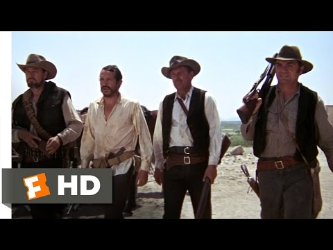 The Wild Bunch 710 Movie   Let's Go 1969 HD