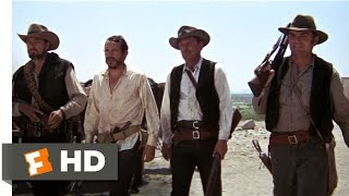 The Wild Bunch (7/10) Movie CLIP - Let