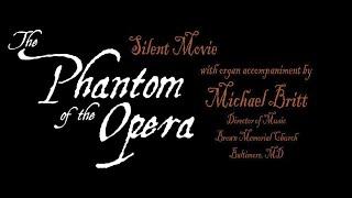 Phantom of the Opera: October 31, 2020