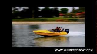 Mini Speedboats up to 50+ MPH! Thumbnail