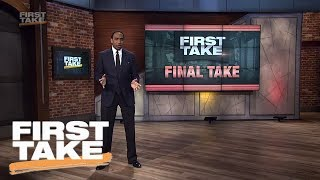 Stephen A. Smith Talks Lakers After The NBA Draft  | Final Take | First Take | June 23, 2017