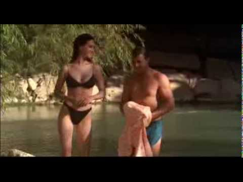 The hot spot - Jennifer Connelly leaves the water like a Mermaid...