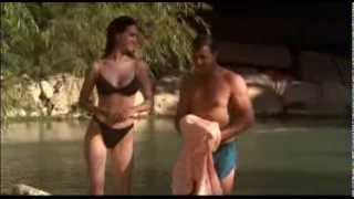 Repeat youtube video The hot spot - Jennifer Connelly leaves the water like a Mermaid...