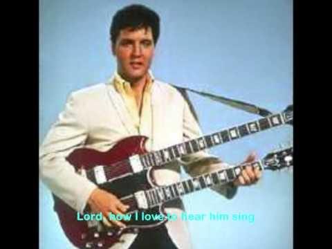 Danny Mirror aka Eddy Ouwens - I Remember Elvis Presley