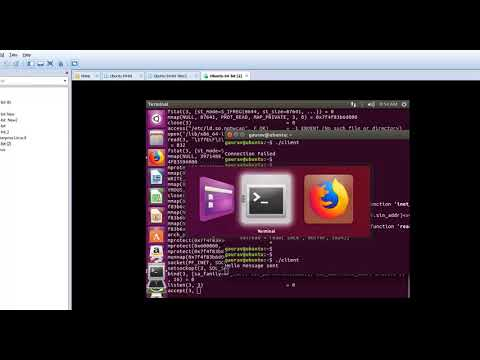Debug Linux Commands , Executables ,System Calls &  Binaries  Using Strace :Simple Debugging