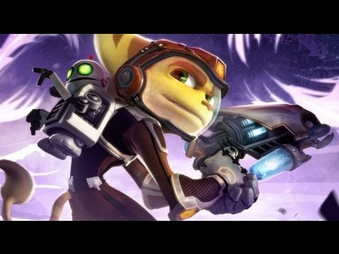Ratchet & Clank Into the Nexus All Cutscenes HD GAME