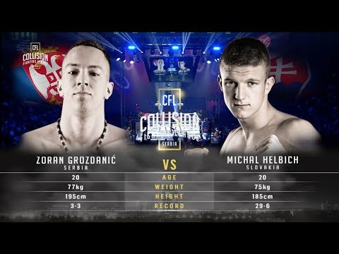 CFL- Zoran Grozdanic VS Michal Helbich