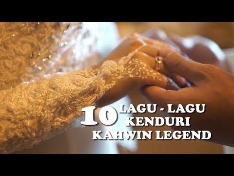 10 Lagu-Lagu Kenduri Kahwin Legend