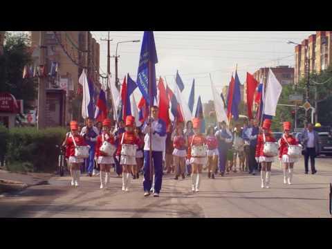 Ukhta State Technical University 2016 (promo in English)